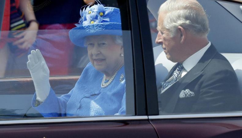 Житель Западного Йоркшира пожаловался в полицию на королеву фото:standard.co.uk
