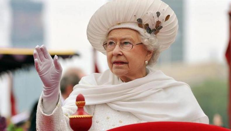 Британская Королева подтвердила выход изЕС