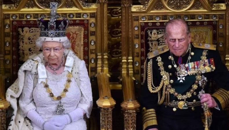 Названа новая дата Тронной речи королевы Елизаветы II фото:bbc