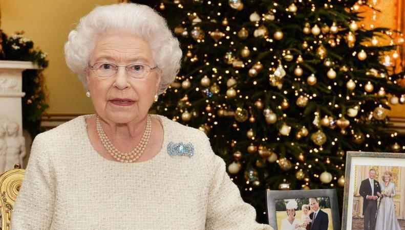 Как проводит Рождество королевская семья