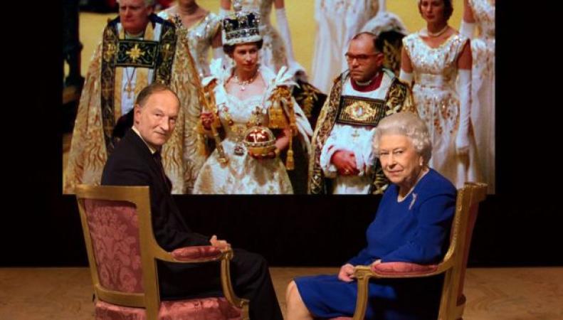 Ее Величество расскажет на Би-Би-Си историю своей коронации