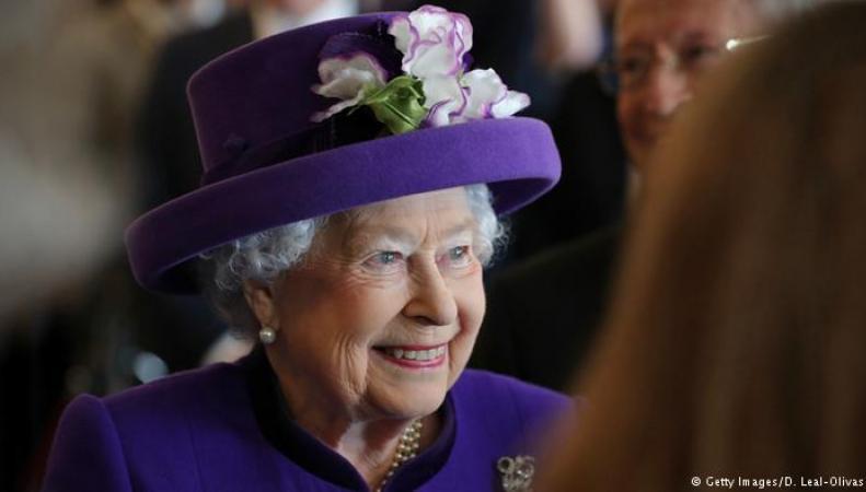 День рождения королевы Елизаветы II отметили салютами и концертом