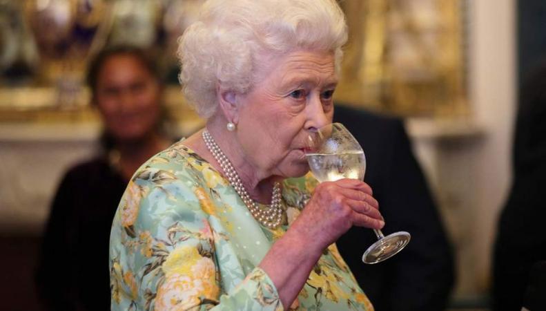 Дональд Трамп встретится с королевой Елизаветой II