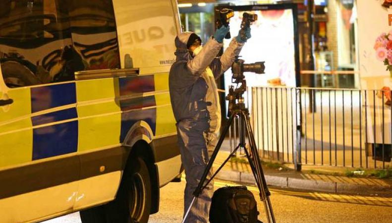 Кровавая драма в Эджваре: мужчина застрелен у станции метро Queensbury