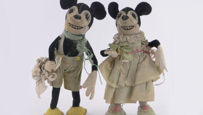 Куклы принцессы Елизаветы выставят на аукцион в Ист-Сассексе  фото:standard
