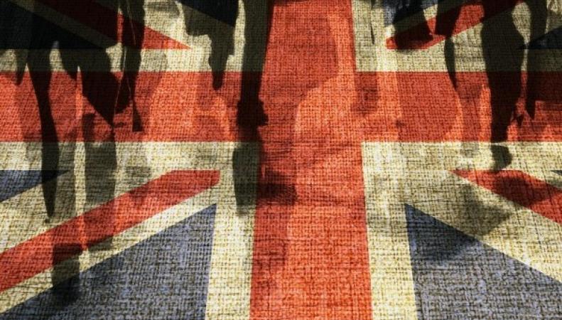 работа в Англии привлекает других европейцев