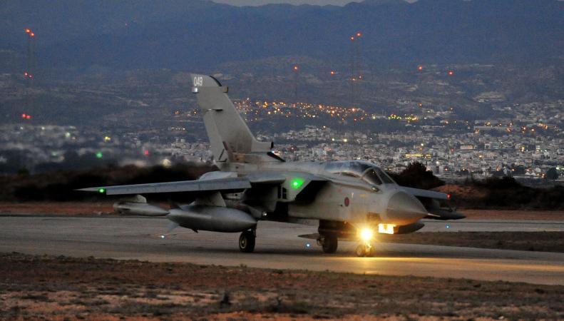 Простые британцы осудили участие армии в атаке на Дамаск