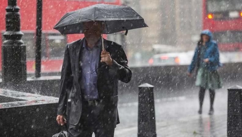 Погода возвращается в норму – британскую норму: дождливо, облачно, прохладно фото:standard.co.uk