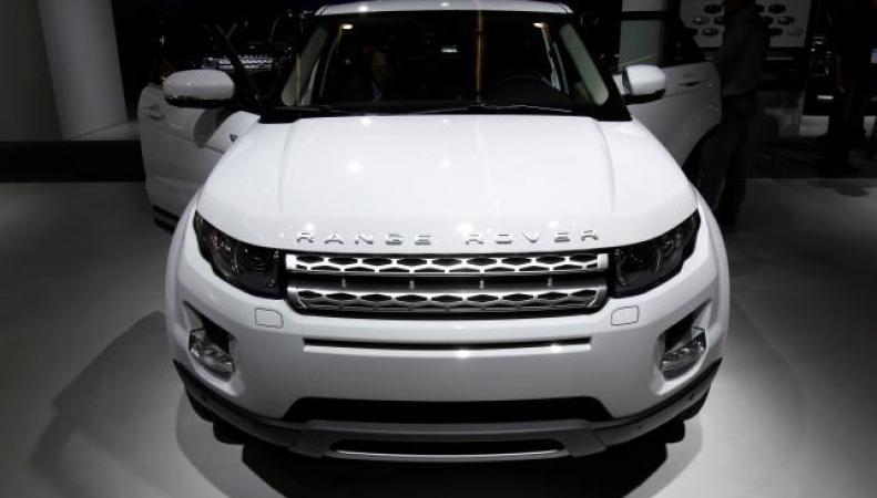 Jaguar Land Rover подал в суд на китайский автозавод фото:reuters