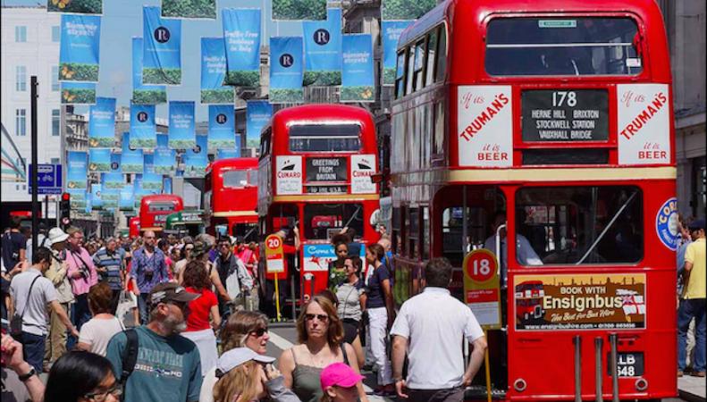 Фестиваль общественного транспорта состоится этим летом в Лондоне фото:londonist.com