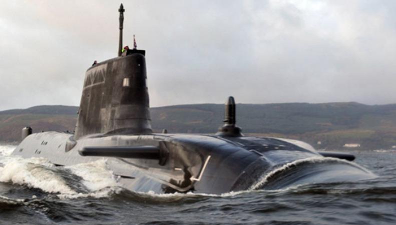 В благотворительный магазин Уэльса случайно сдали чертежи британской атомной подводной лодки.