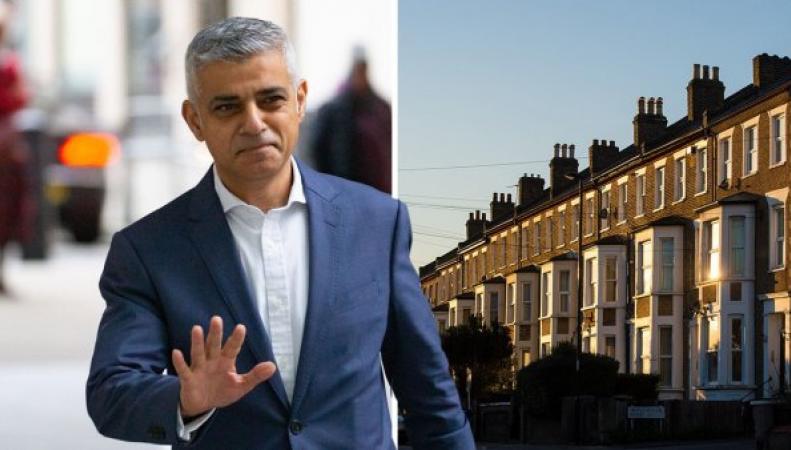 Садик Хан выступил с программным заявлением о контроле частной аренды в Лондоне