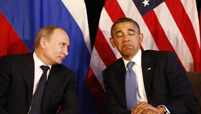 Обама заранее обвинил Россию в срыве сирийского перемирия
