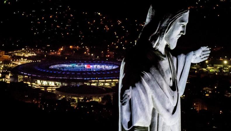 Где смотреть мероприятия Олимпиады в Рио в Лондоне фото:standard.co.uk