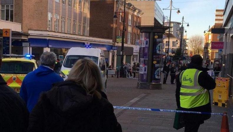 Трагедия в восточной части Лондона