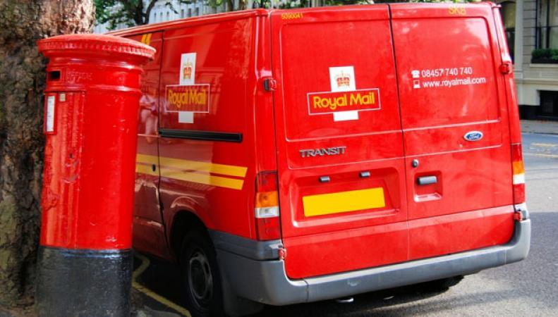 Royal Mail начала принимать посылки по воскресеньям фото:gizmodo.co.uk