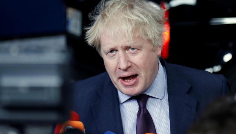 Борис Джонсон: Дело Скрипаля – это «Преступление и наказание» наших дней