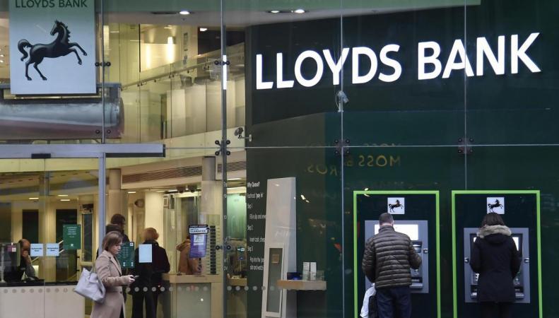 Банковская группа Lloyds закроет сорок девять отделений во всей стране