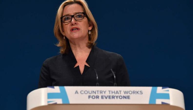 Министр МВД Великобритании назвала направления ужесточения миграционной политики фото:thesun.co.uk