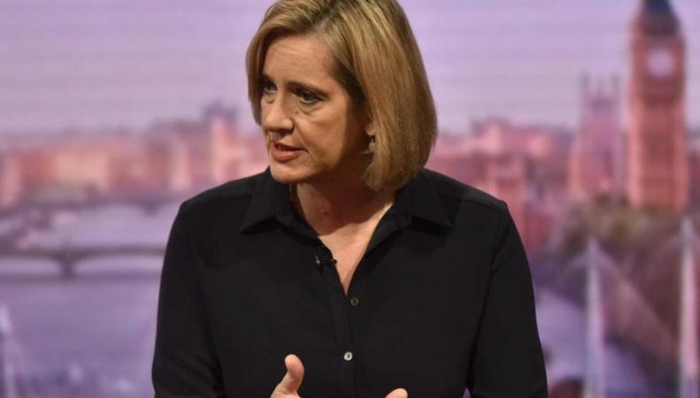 Глава МВД Великобритании отменила чрезвычайный режим террористической угрозы фото:standard.co.uk