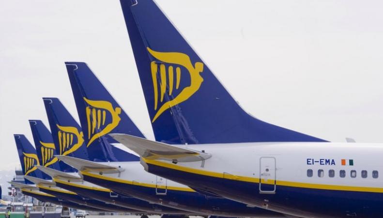 Ryanair объявил распродажу на фоне скандальной ежедневной отмены десятков рейсов