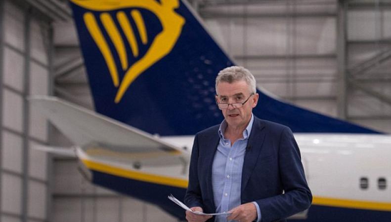 Ryanair снизит тарифы вопреки рискам и опасениям Brexit фото:dailymail.co.uk