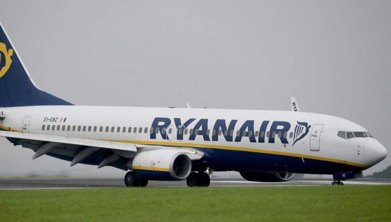 Ryanair признан худшей авиакомпанией на территории Соединенного королевства