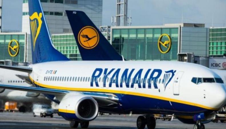 Ryanair анонсировал новые маршруты из лондонского аэропорта Stansted фото:irishtimes