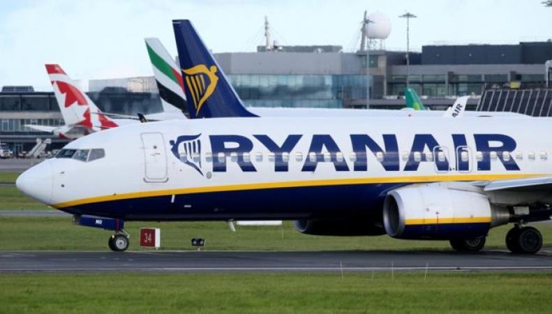 Ryanair исключил из карты маршрутов тридцать четыре направления фото:bbc