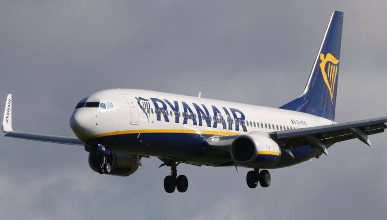 Выполнение полетной программы Ryanair в Пасхальные выходные под угрозой срыва