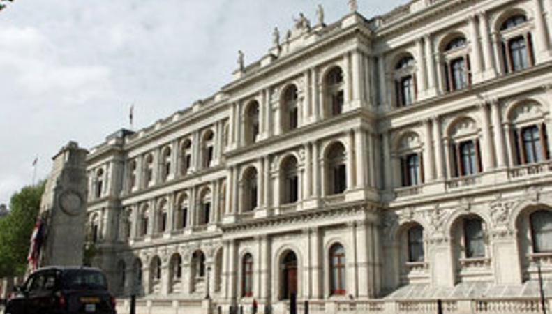 МИД Великобритании выступил с заявлением о ситуации в Турции   фото:gov.uk
