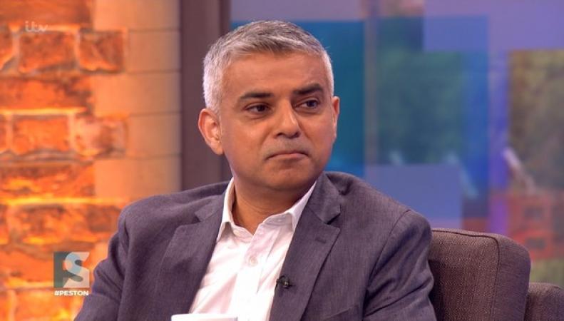 Садик Хан пообещал лондонцам приоритетное право на покупку жилья фото:itv.com