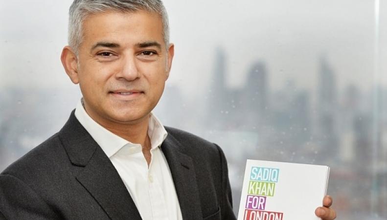 Садик Хан – мэр: Что обещано Лондону фото:telegaph.co.uk