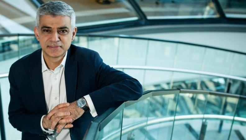 Садик Хан намерен провести в Лондоне спортивные состязания мирового масштаба фото:standard.co.uk