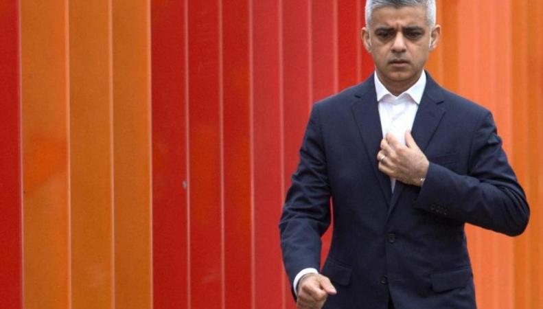 Лондонцы не голосовали за Брекзит, но они еще могут смягчить его, - Садик Хан  фото:standard.co.uk