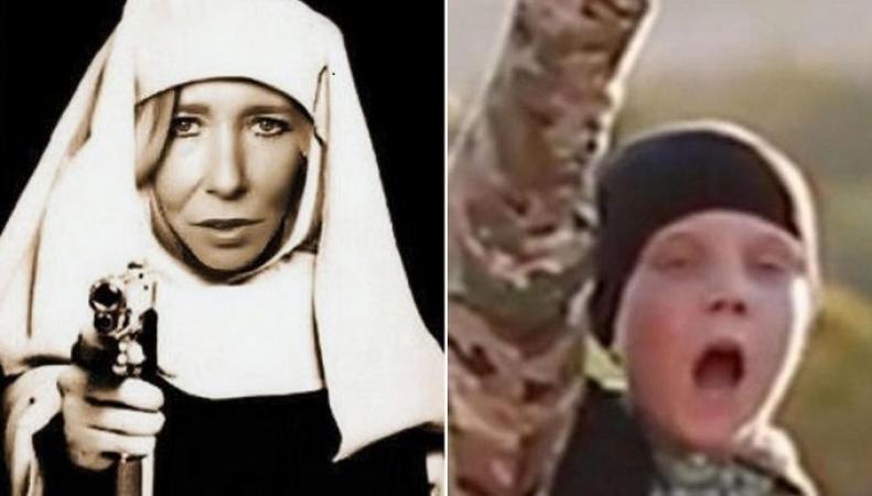 ИГИЛ показала казнь пленных британским ребенком