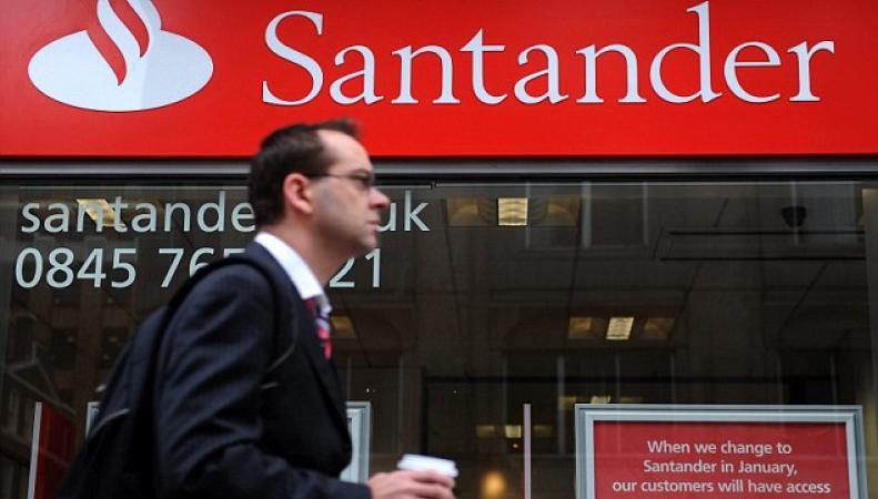 Банк Santander в два раза снизит процент по самому популярному вкладу фото:thisismoney.co.uk