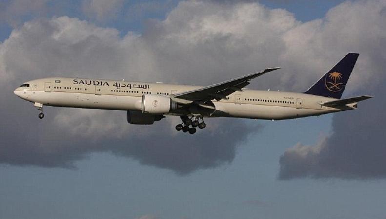 Самолет экстренно сел в Хитроу из-за родов на борту фото:dailymail.co.uk