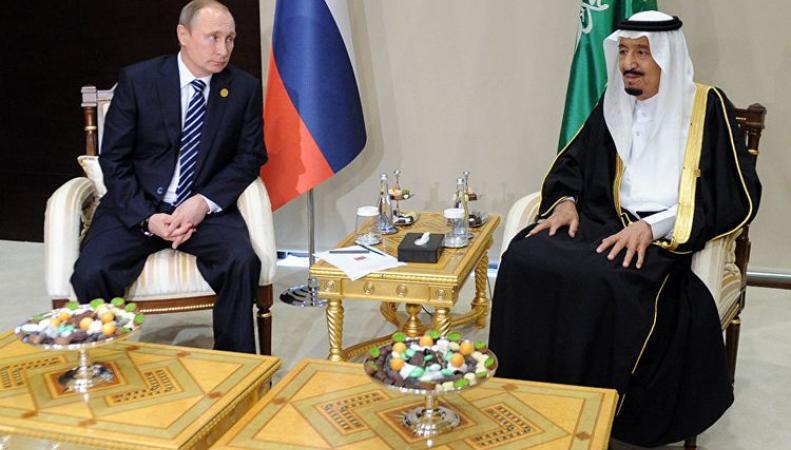 Россия и Саудовская Аравия договорились о поставках С-400