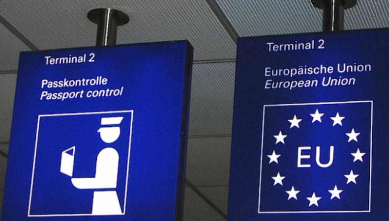Евросоюз намерен взимать с британцев въездной сбор на границах