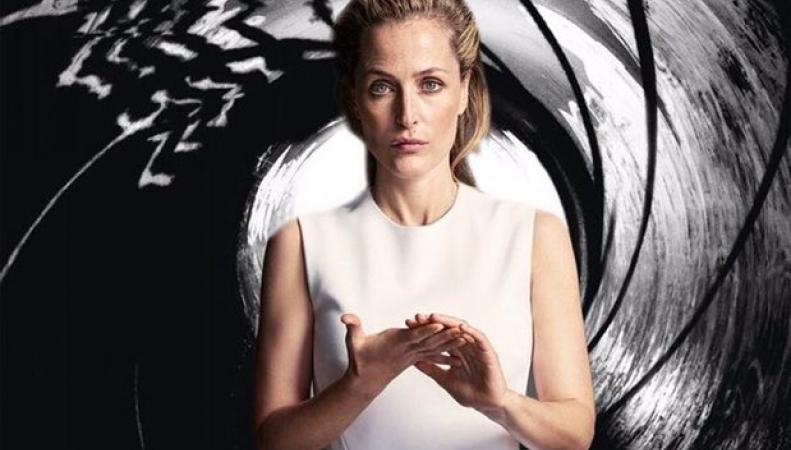 «Ее зовут Бонд. Джейн Бонд»: Станет ли Агент Скалли Агентом 007? фото:twitter