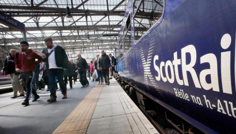 Оператор ScotRail заплатит рекордные штрафы за некачественный сервис