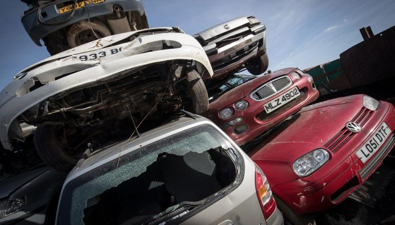 Автоконцерны готовят собственные программы утилизации дизельных авто в Великобритании фото:carmagazine