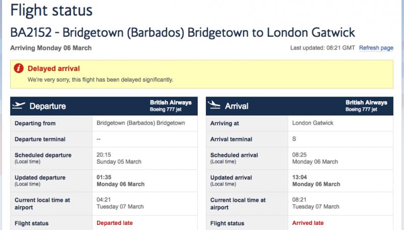 Авиакомпания British Airways оштрафована за нарушение санитарных стандартов фото:independent