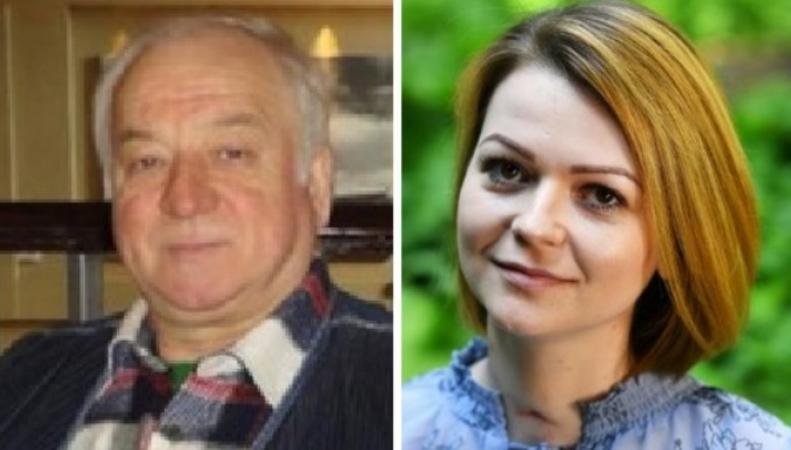 Скотланд-Ярд заявил об идентификации отравителей Скрипалей