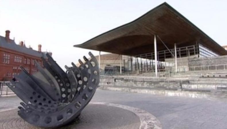В Уэльсе будет переименован главный орган законодательной власти фото:itv