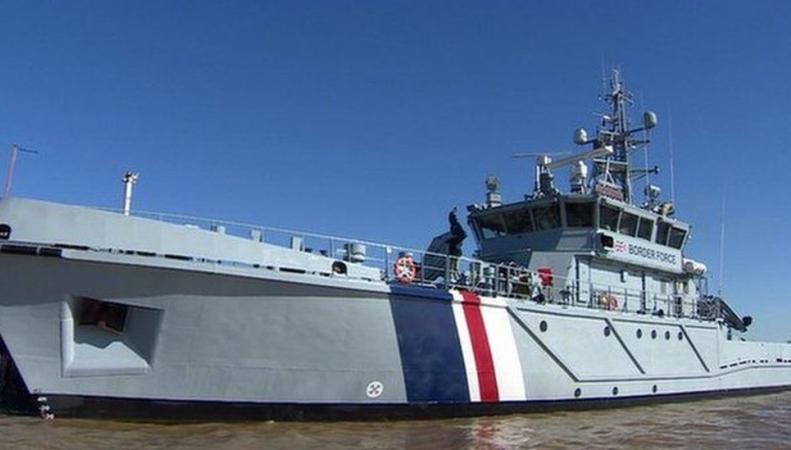 Великобритании не хватает флота для патрулирования береговой линии фото:bbc.com