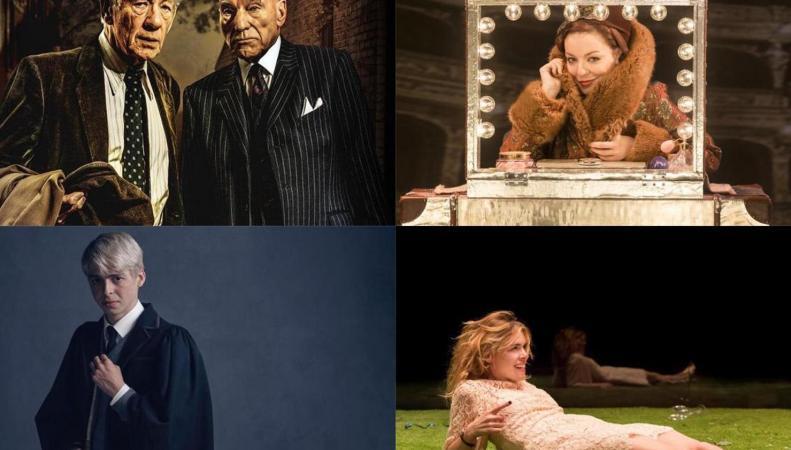 В Лондоне раздали театральные премии Evening Standard Awards фото:standard.co.uk