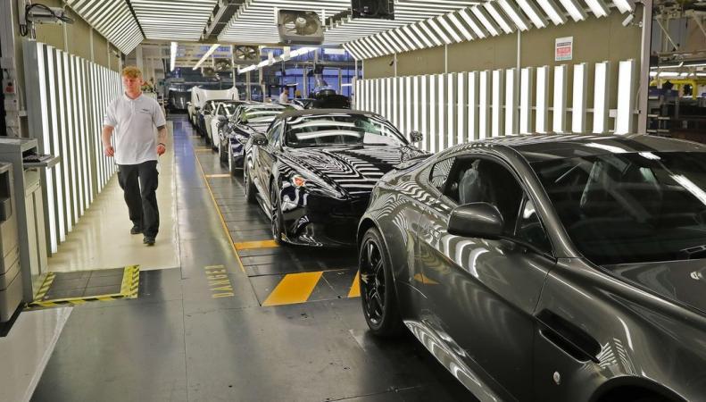 Европейским компаниям рекомендовано прекратить закупку комплектующих в Великобритании