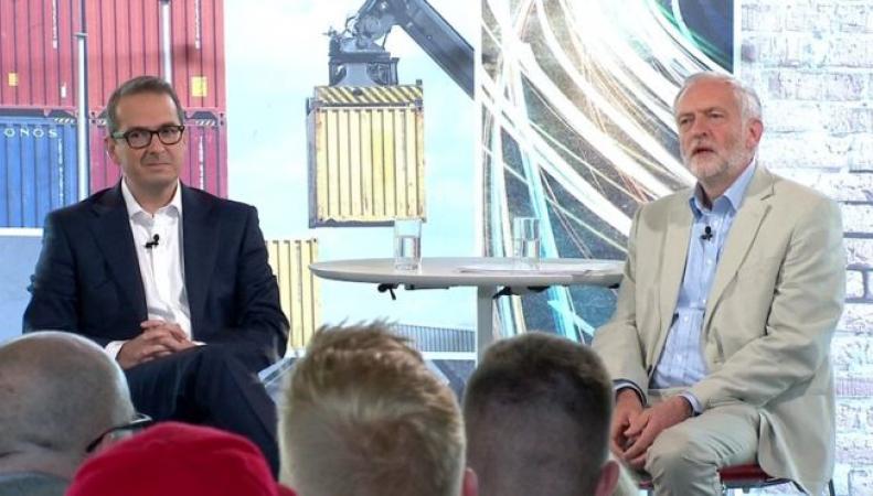 Кандидат в лидеры лейбористской партии заявил о необходимости переговоров с ИГИЛ фото:bbc.com